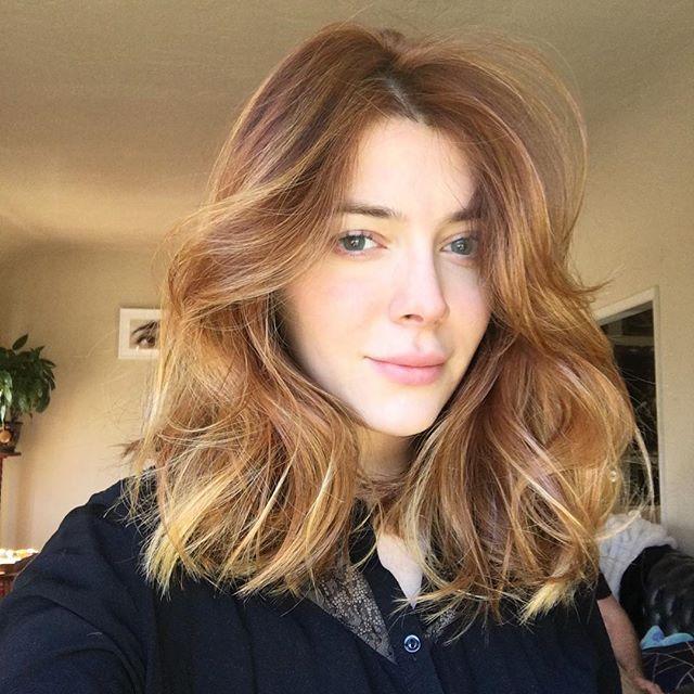 Elena Satine Ritter, Instagram photo, Thx to the amazing ...