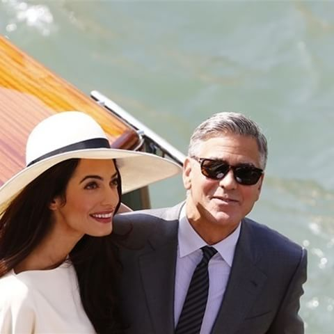 2014 – Venice George Clooney | ALL IN ONE INSTAGRAM